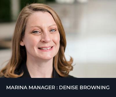 Sunset Marina | Denise Browning